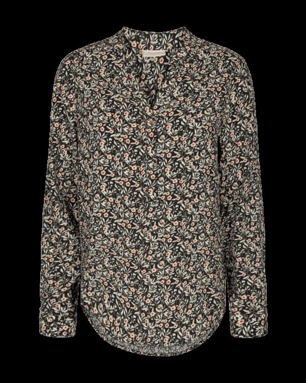 FREEQUENT FQADNEY BELISA Skjorte med blomstermønster