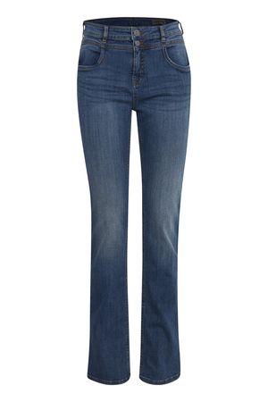 FRANZA ZOMAL 2 Blå Jeans